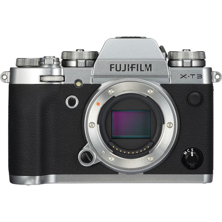 Fujifilm X-T3 Mirrorless Digital Camera Body