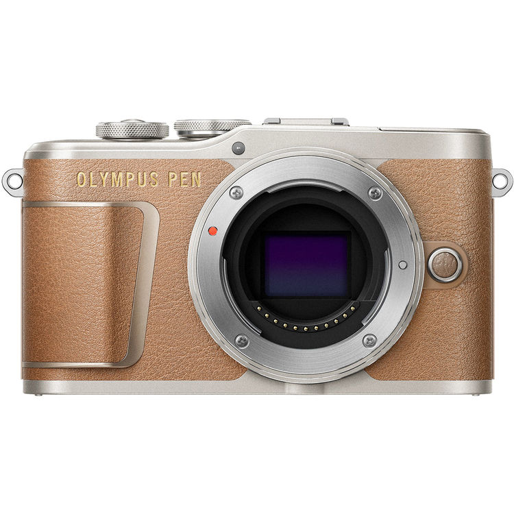 Olympus PEN E-PL9 Mirrorless Micro Four Thirds Digital Camera (Body)