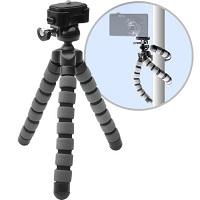 VidPro GP-14 Gripster Flexible Compact Camera Tripod
