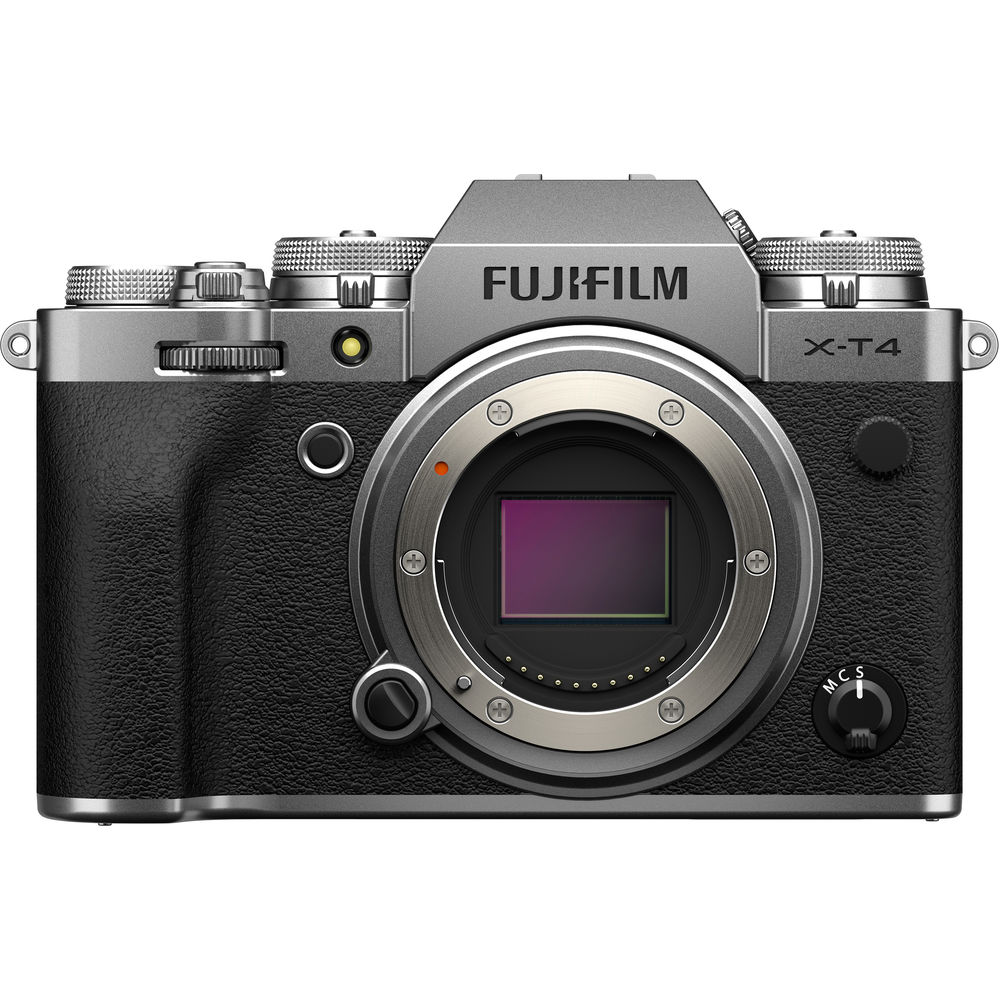 Fujifilm X-T4 Mirrorless Digital Camera Body