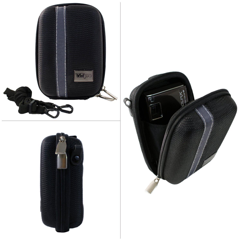 Vidpro ACT-25 Accent Hard Shell Digital Camera Case