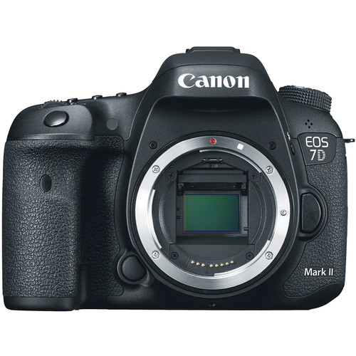Canon EOS 7D Mark II DSLR Camera (Body)
