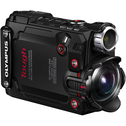 Olympus Stylus Tough TG-Tracker Action Camera [Black]