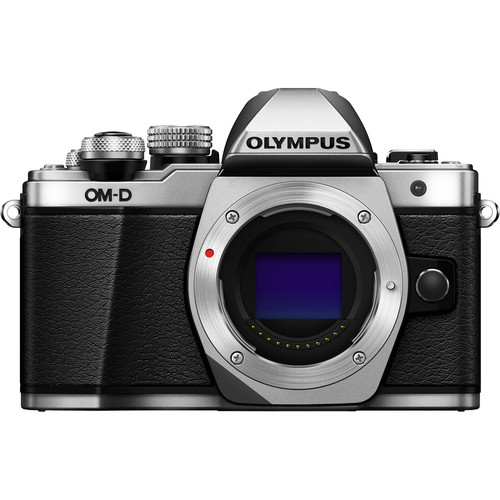 Olympus OM-D E-M10 Mark II Mirrorless Micro Four Thirds Digital Camera (Body)