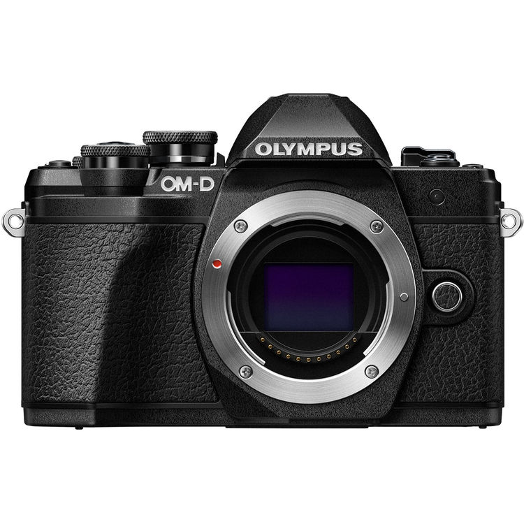 Olympus OM-D E-M10 Mark III Mirrorless Micro Four Thirds Digital Camera (Body)