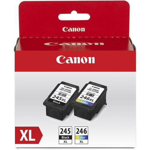 Canon PG-245 XL / CL-246 XL Value Pack