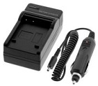 AC/DC Travel Charger for Canon LP-E8 Battery