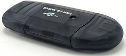 Vivitar High Speed SD/SDHC/Micro SD Reader/Writer