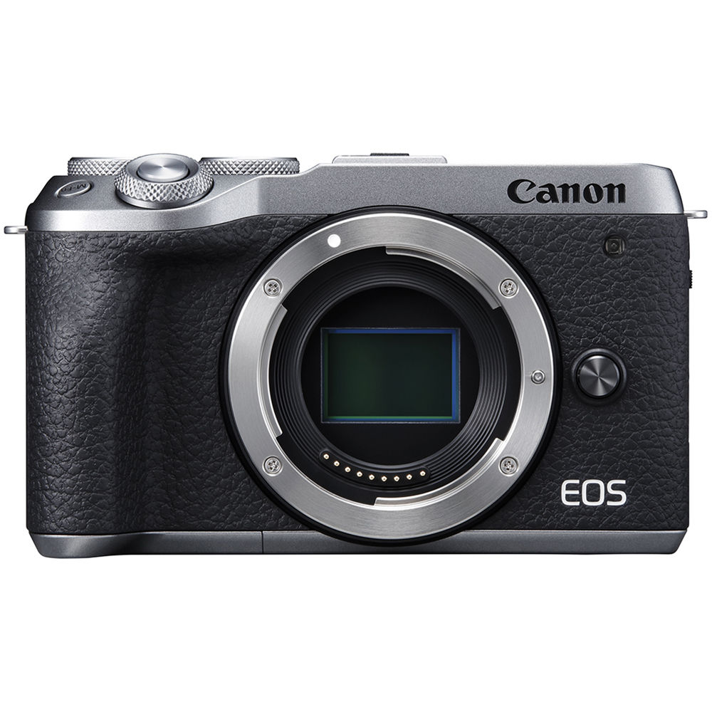 Canon EOS M6 Mark II Mirrorless Digital Camera (Body)