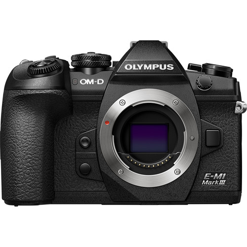 Olympus OM-D E-M1 Mark III Mirrorless Digital Camera Body