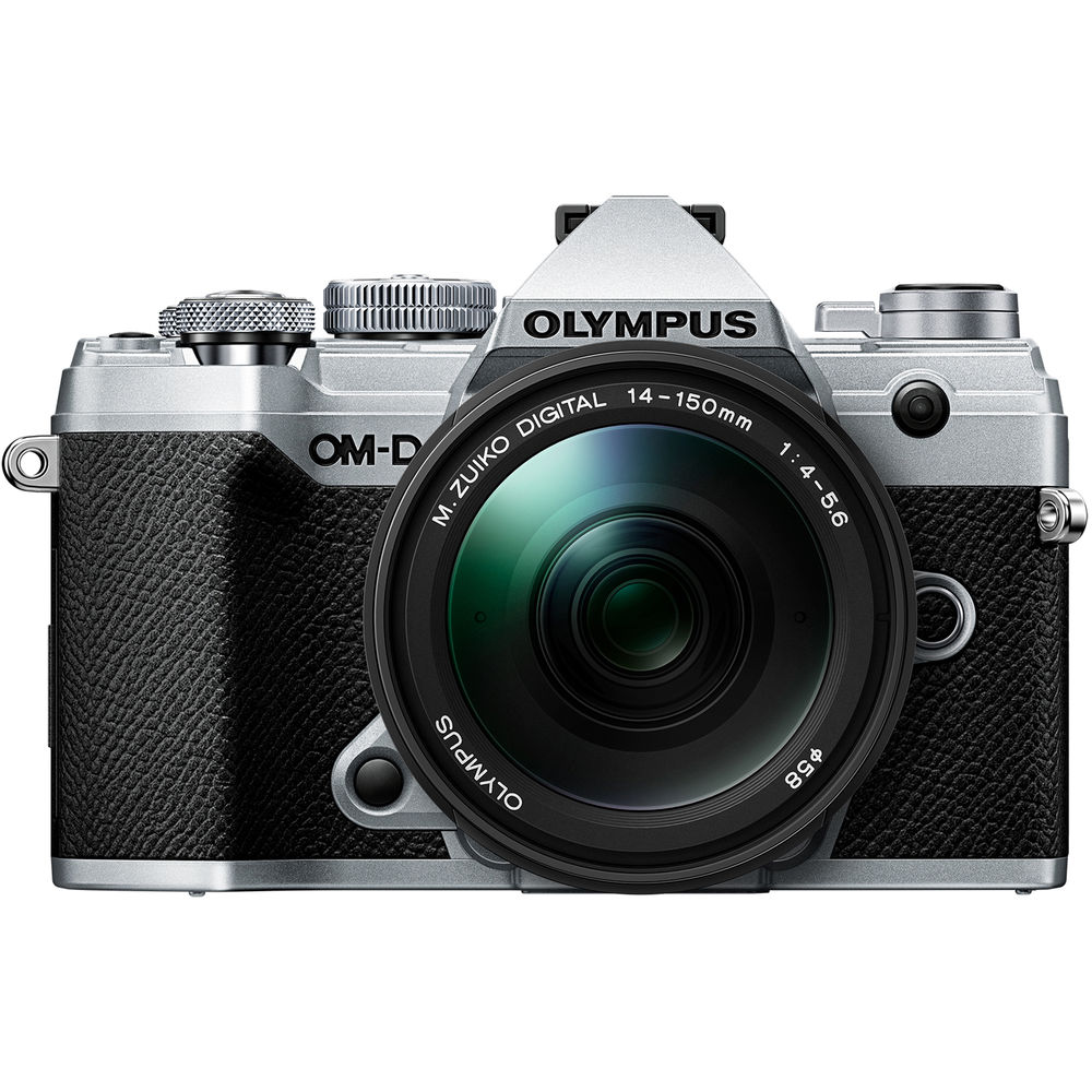 Olympus OM-D E-M5 Mark III Mirrorless Digital Camera with 14-150mm Lens