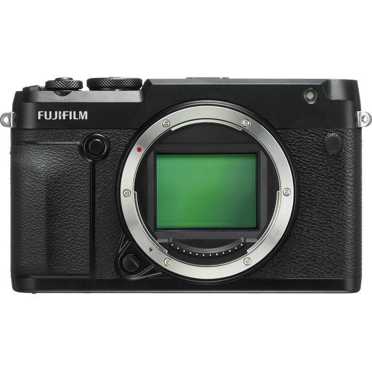 FUJIFILM GFX 50R Medium Format Mirrorless Camera (Body)