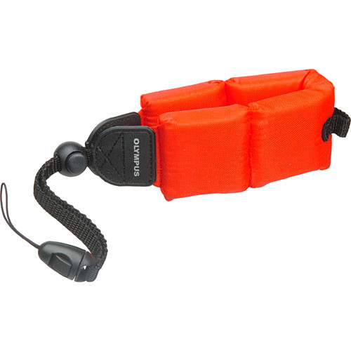 Olympus Floating Wrist Strap (Red)