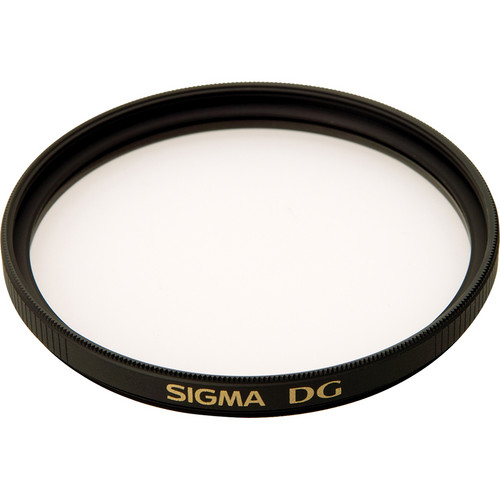 Sigma 52mm Multi-Coated DG UV Filter