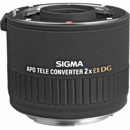 Sigma 2x EX DG APO Teleconverter for Nikon