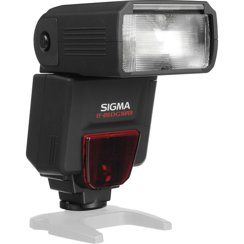 Sigma EF610 DG Super Flash for Canon DSLR Cameras