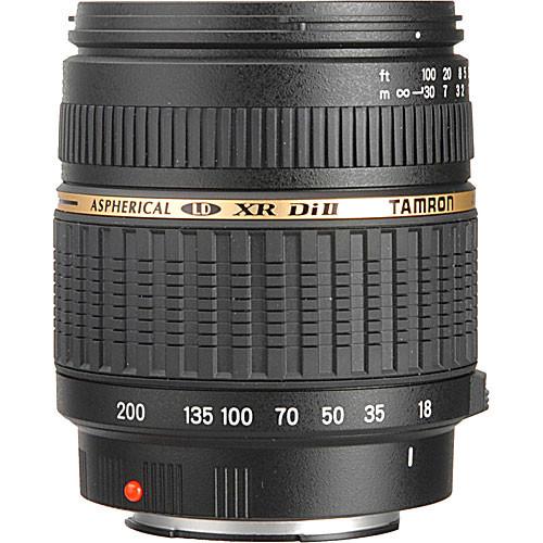 Tamron 18-200mm f/3.5-6.3 XR Di-II Macro Lens for Nikon Digital SLR Cameras